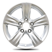 BMW OEM Winter Wheel (without BMW logo) 16x7.5 ET37 5x120