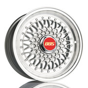 885 Classic RS Silver 17x7.5 ET35 5x110