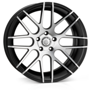 Cades Artemis Black Polished 18x8.0 5x112 ET45