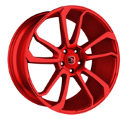 Hawke Falkon Cherry Red 22x10.5 5x120 ET42