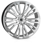 Hawke Halcyon High Power Silver *ts 22x9.5 5x108 ET45