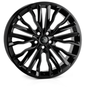 Hawke Harrier Gloss Black *ts 20x8.5 5x108 ET45
