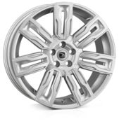 Hawke Hermes High Power Silver 22x9.5 5x120 ET45