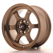 JR Wheels JR12 15x7,5 ET26 4x100/114 Dark Anodized Bronze