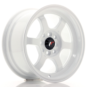 JR Wheels JR12 15x7,5 ET26 4x100/114 White