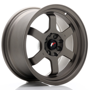 JR Wheels JR12 16x8 ET15 4x100/114 Matt Bronze
