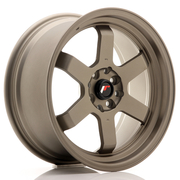 JR Wheels JR12 17x8 ET33 4x100/114 Matt Bronze