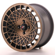 Japan Racing JR14 15x8 ET20 Blank BlackBronzFinish