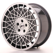 Japan Racing JR14 18x8,5 ET25-40 5H Blank Black Ma