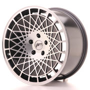 Japan Racing JR14 18x9,5 ET35 5x100 Black Machined