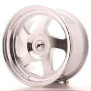 Japan Racing JR15 16x8 ET25 Blank Silver Machined