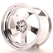 Japan Racing JR15 18x9,5 ET40 5x112/114 Vac Chrome