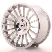 Japan Racing JR16 19x10 ET25-35 Blank SilverMachin