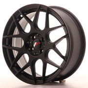 Japan Racing JR18 17x7 ET40 5x100/114 Matt Black