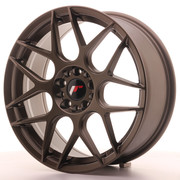 Japan Racing JR18 18x7,5 ET35 5x100/120 Matt Bronz