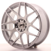 Japan Racing JR18 18x7,5 ET40 5x100/120 Silver Mac