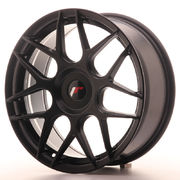 Japan Racing JR18 18x7,5 ET25-40 Blank MattBlac