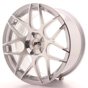 Japan Racing JR18 18x8,5 ET35-45 5H Blank Silver M