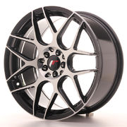 Japan Racing JR18 18x8,5 ET40 5x112/114 Black Mach