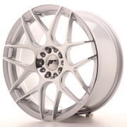 Japan Racing JR18 18x8,5 ET40 5x112/114 Silver Mac