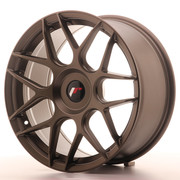 Japan Racing JR18 18x8,5 ET25-45 Blank Matt Bro