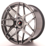 Japan Racing JR18 18x9,5 ET30-40 5H Blank Hiper Bl