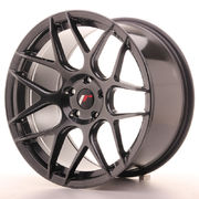 Japan Racing JR18 18x9,5 ET22 5x114/120 Hiper Blac