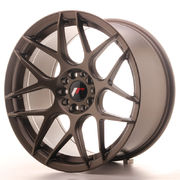 Japan Racing JR18 18x9,5 ET22 5x114/120 Matt Bronz