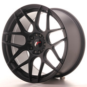 Japan Racing JR18 18x9,5 ET40 5x112/114 Matt Black