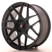 Japan Racing JR18 19x8,5 ET35-40 5H Blank Matt Bla