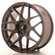 Japan Racing JR18 19x8,5 ET35-40 5H Blank Bronze