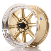 Japan Racing JR19 14x7 ET0 4x100/114 Gold