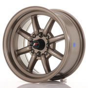 Japan Racing JR19 14x7 ET0 4x100/114 Matt Bronze