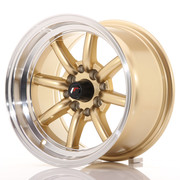 Japan Racing JR19 14x8 ET-13 4x100/114 Gold