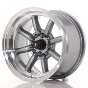 Japan Racing JR19 14x8 ET-13 4x100/114 Gun Metal