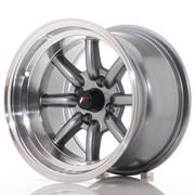 Japan Racing JR19 14x9 ET-25 4x100 Gun Metal