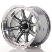 Japan Racing JR19 14x9 ET-25 4x100/114 Gun Metal