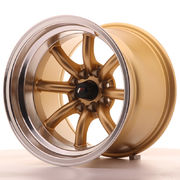 Japan Racing JR19 15x10,5 ET-32 4x100/114 Gold