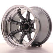 Japan Racing JR19 15x10,5 ET-32 4x100/114 GunMetal