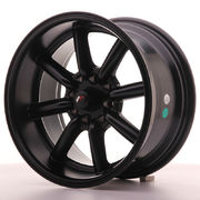 Japan Racing JR19 15x8 ET0 4x100/114 Matt Black