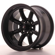 Japan Racing JR19 15x9 ET-13 4x100/114 Matt Black