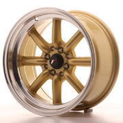 Japan Racing JR19 16x8 ET0 4x100/114 Gold