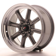 Japan Racing JR19 16x8 ET0 4x100/114 Gun Metal