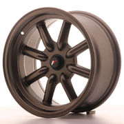 Japan Racing JR19 16x8 ET-20-0 BLANK Matt Bronze