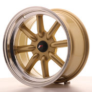 Japan Racing JR19 16x8 ET-20-0 BLANK Gold