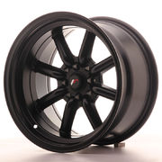 Japan Racing JR19 16x9 ET-15 4x100/114 Matt Black