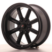 Japan Racing JR19 17x8 ET-20-0 BLANK Matt Black