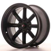 Japan Racing JR19 17x9 ET-25-(-10) BLANK MattBlack