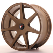 Japan Racing JR20 18x8,5 ET25-40 Blank Matt Bronze