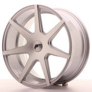Japan Racing JR20 18x8,5 ET25-40 Blank Silver Mach